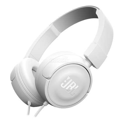 Headphone Jbl T450 Headphones Jbl T450 Jblt450wht
