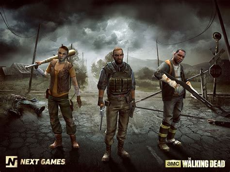 The Waking Land the walking dead no s land mobile delayed until