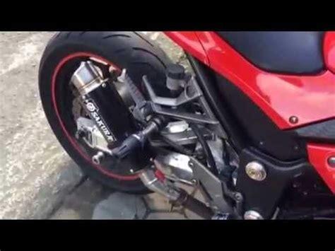 Knalpot Racing M4 Kawasaki 250 Fi Fullsystem Best Quality 250fi exhaust sc project doovi