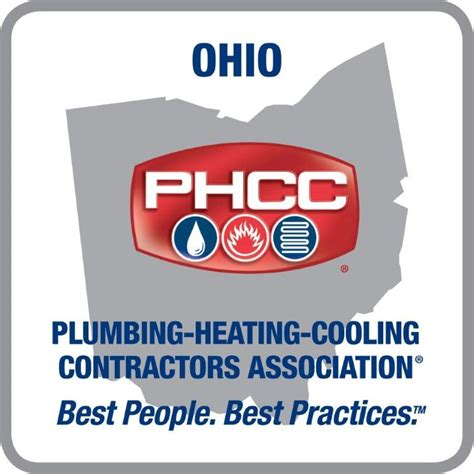 National Association Of Plumbing Heating Cooling Contractors by Ohio Phcc Your Source For The Most Valuable Industry