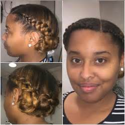hairstyles to do with extension braids search