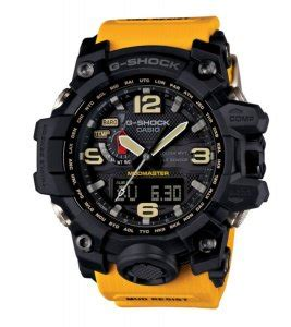 Special Jam Tangan Casio G Shock Dualtime Gwg 1000 Tali Orange Gk002 casio g shock collector s guide master of g