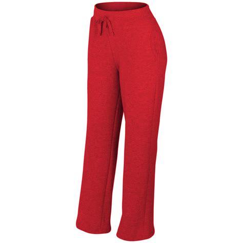New Hem Jk3306 Size new womens gildan waistband heavy open hem jog sweat bottoms size s xl ebay