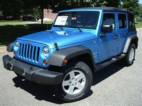 surf blue 2010 jeep paint cross reference