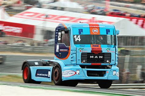 gulf racing truck flyslot trucks slotforum