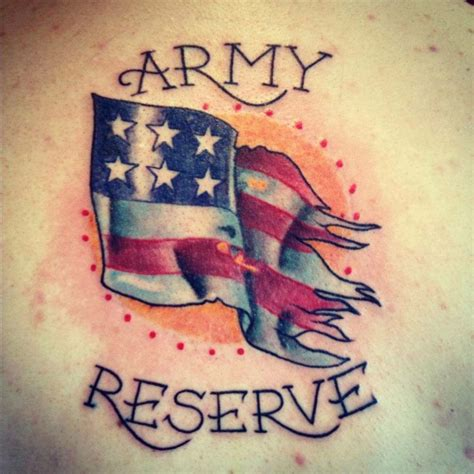 army tattoo by ben delano of new age tattoo in marquette