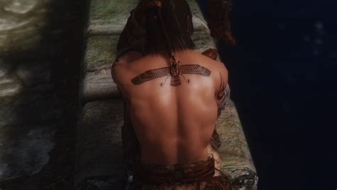 farvahar tattoo for skyrim by m14aria on deviantart