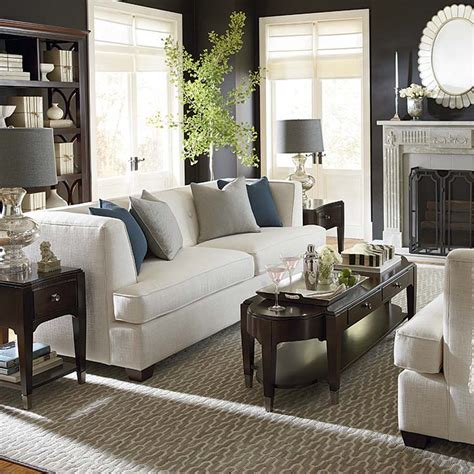 One Sofa Living Room by Kennedy Sofa Living Room Furniture Bassett Furniture