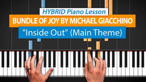theme song inside out how to play quot inside out quot main theme by michael giacchino