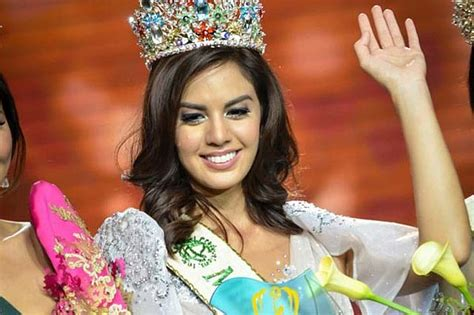 German Filipina beauty earns Miss Philippines Earth crown