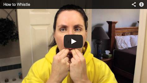 how to with a whistle how to whistle pintester