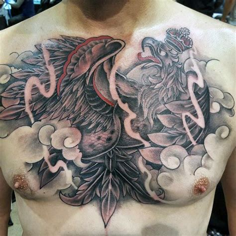 polish tattoos for men 60 eagle designs for coat of arms ink