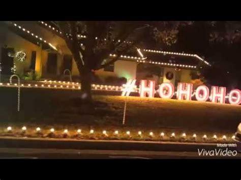 interlochen christmas lights arlington tx interlochen christmas lights arlington tx 2015 youtube