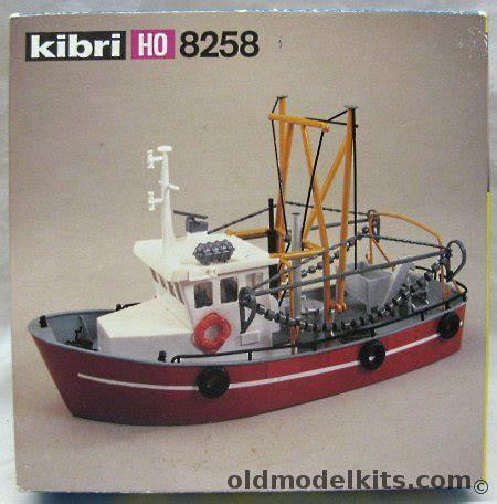 shrimp boat model kits kibri 1 87 shrimp boat ho 8258