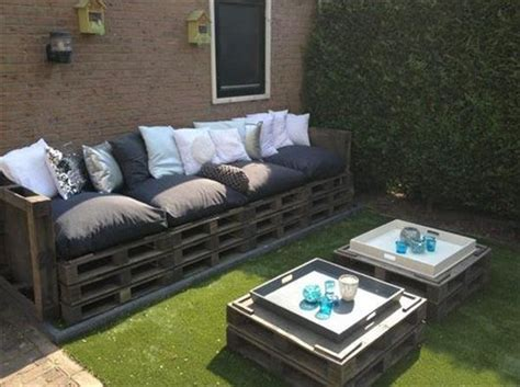 39 Outdoor Pallet Furniture Ideas And Diy Projects For Patio Outdoor Furniture Using Pallets