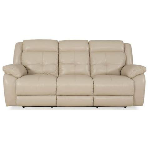Burke Sofa by Burke Power Reclining Leather Sofa Walker S Furniture