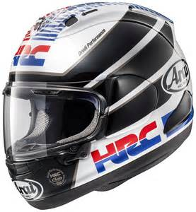 Honda Helmet Arai Rx 7v Hrc Limited Edition Helmet Announced