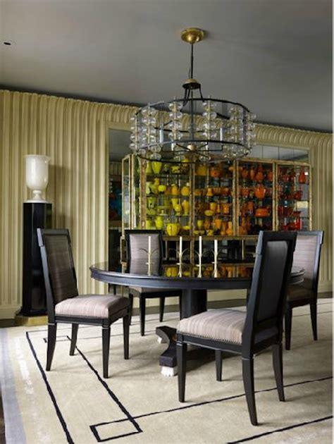 Modern Black Dining Room Tables 10 Striking Black Dining Tables For Your Modern Dining Room
