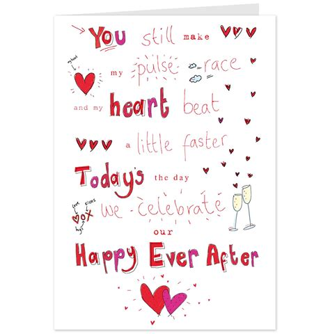 35th Wedding Anniversary Card Sayings by Hallmark Anniversary Quotes Quotesgram