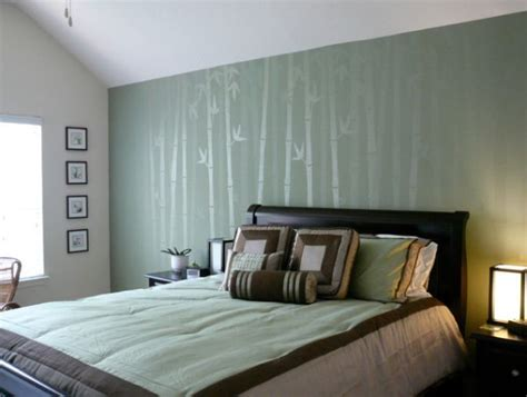 Wall Coverings For Bedrooms | five asian inspired wall covering ideas