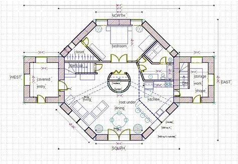 Octagon House Floor Plans small octagon house plans joy studio design gallery