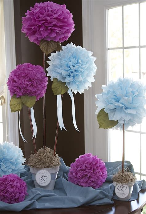 centerpieces to make cheap laughter decor cheap chic centerpiece