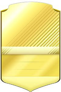 Fifa Card Template by Card Maker Futwatch Fut Pack Simulator Fifa 17