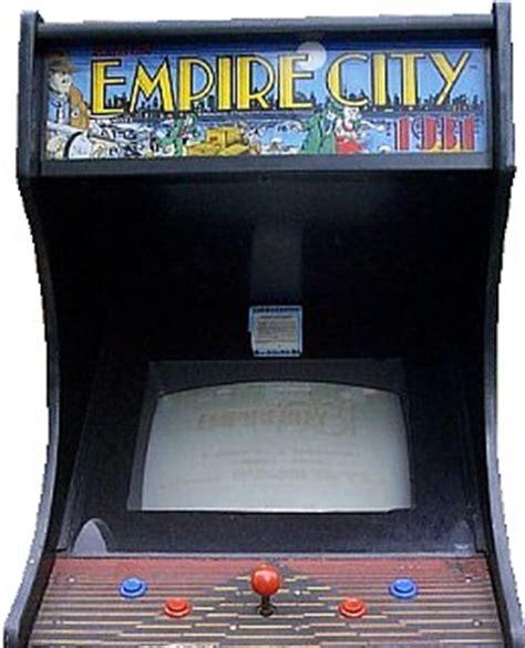 empire city  videogame  seibu kaihatsu