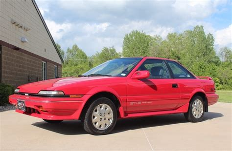 Toyota Corolla Gts For Sale 1989 Toyota Corolla Gt S Coupe Is The 80s Corolla You Want