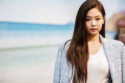 top populer  model rambut jisoo blackpink