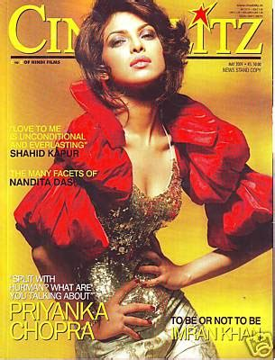 Up With Snarky Snarky Gossip 9 by Priyanka Chopra Graces Cineblitz Magazine Snarky