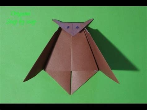 Origami For Beginners Step By Step - hqdefault jpg