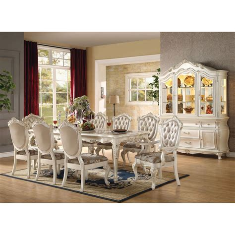 white dining room set decoration white dining room sets rs floral design