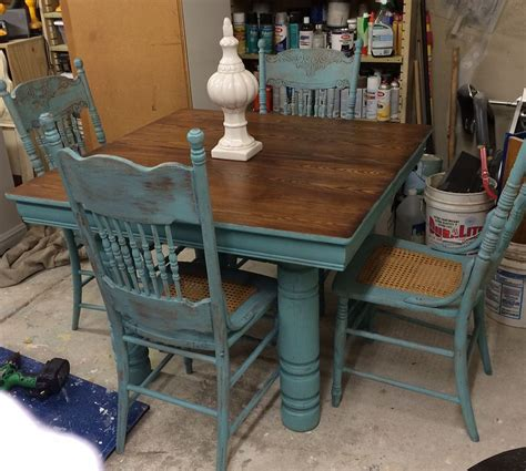 chalk paint kitchen table and chairs hometalk table shinn fisher s clipboard on hometalk