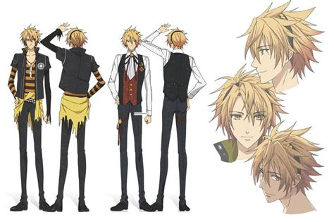 themes for character design latest 1050 215 700 amnesia shin pinterest search and