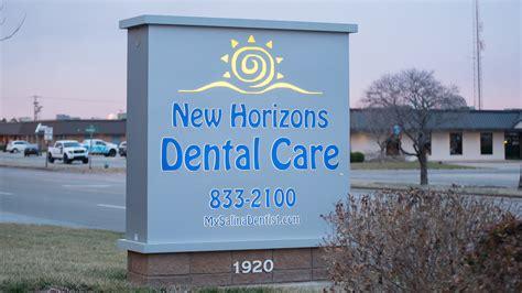 New Horizons Home Healthcare In New Horizons Dental Care In Salina Ks Luminous Neon