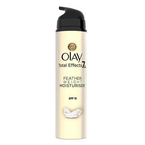 Olay Total Effect 7 In 1 50 G olay total effects anti ageing 7 in 1 featherweight
