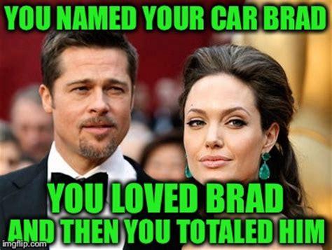 Brad Meme - she s devastatingly beautiful and she s single again