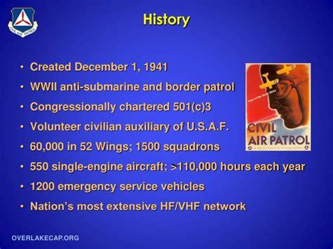 Ppt Overlake Composite Squadron Civil Air Patrol Powerpoint Presentation Id 2695585 Civil Air Patrol Powerpoint Template