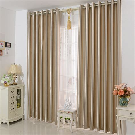blackout curtains for room chagne satin curtains blackout curtain for living room