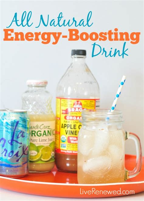 energy drink replacement 15 energy boosting drinks no caffeine allowed