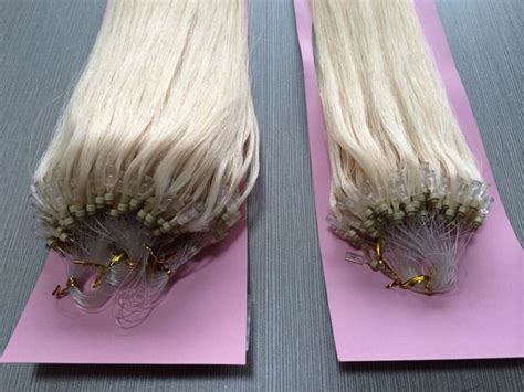 weft micro bead hair extensions microbead weft hair extensions images