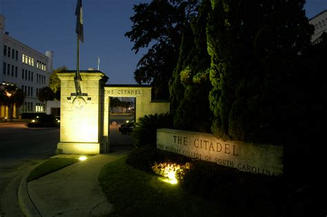 The Citadel Mba Requirements by Mba Master Of Business Administration The Citadel