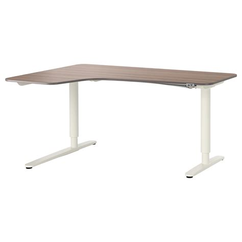 ikea borgsjo corner desk white home decor amusing ikea corner desks and bekant desk left