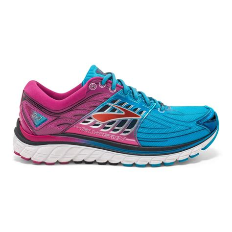 glycerin 14 womens running shoes dress blue fes fuchsia black sportitude
