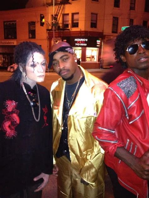 Hire Michael Jackson & 2pac Look a Likes   Hip Hop Group