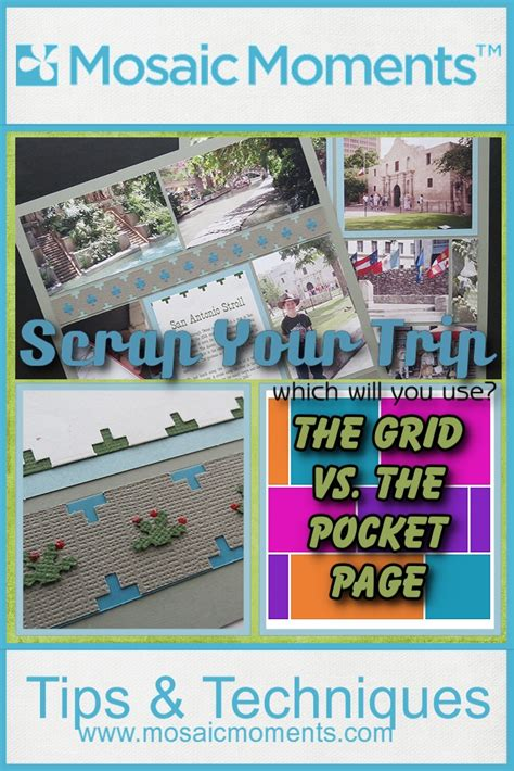 Scrapping Photos Of Your Trip by Scrap Your Trip Mosaic Moments Photo Collage System