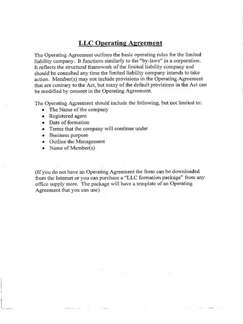 ira llc operating agreement template lovely llc operating agreement template contemporary