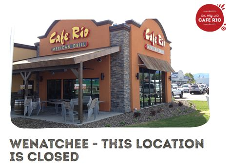 Cafe Rio Gift Card - video cafe rio mexican grill closes wenatchee location ncwlife