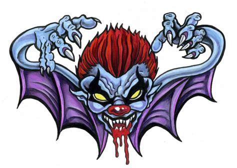 evil jester tattoo designs the gallery for gt evil stencils for